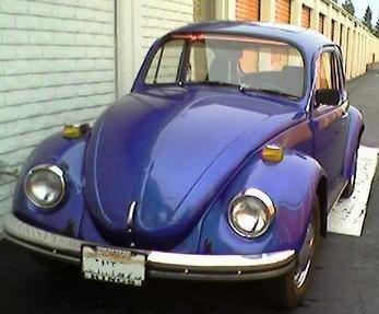 1970 - Volkswagen, Bug