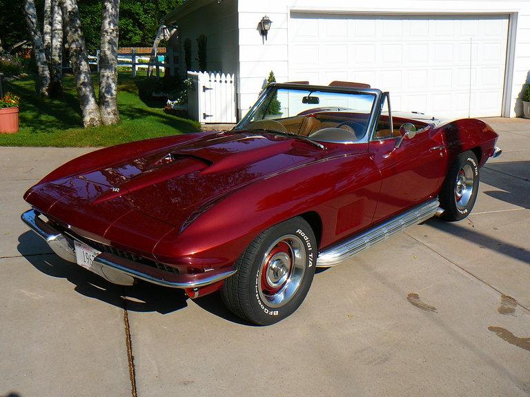 1967 - Corvette, Conv./Roadster