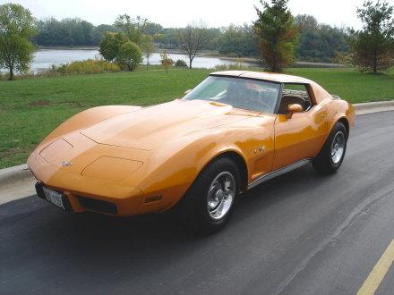 1977 - Corvette, Stingray