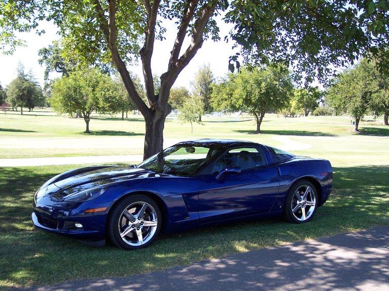 2006 - Corvette, C6 Coupe