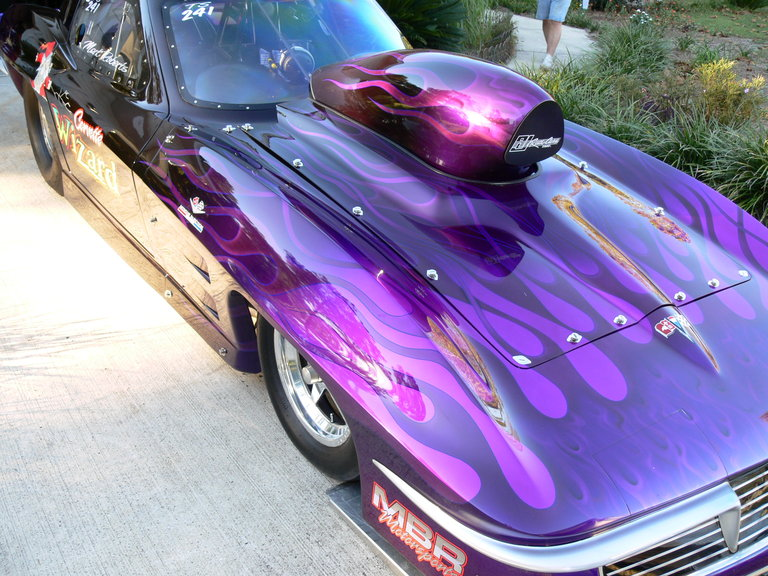 1963 - Corvette, Stingray