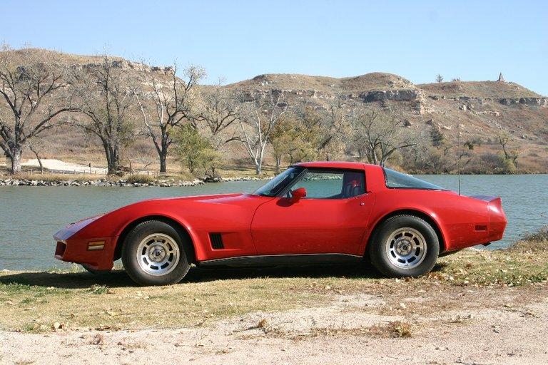 1980 - Chevrolet - Corvette