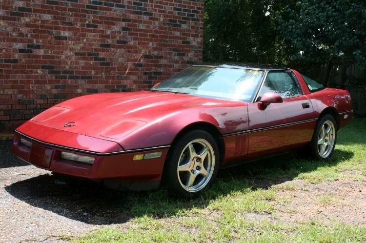 1989 - Chevrolet - Corvette