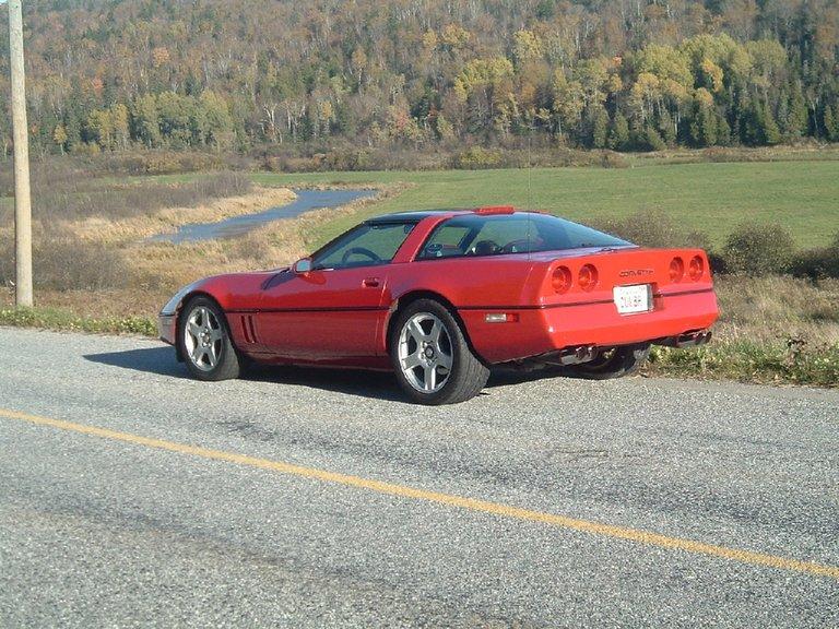 1986 - Chevrolet - Corvette