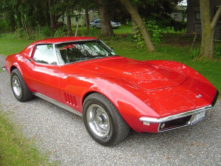 1970 - Chevrolet - Corvette