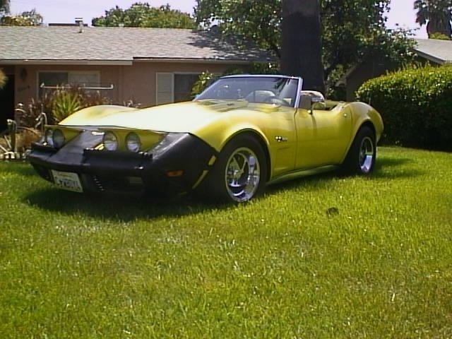 1974 - Chevrolet - Corvette