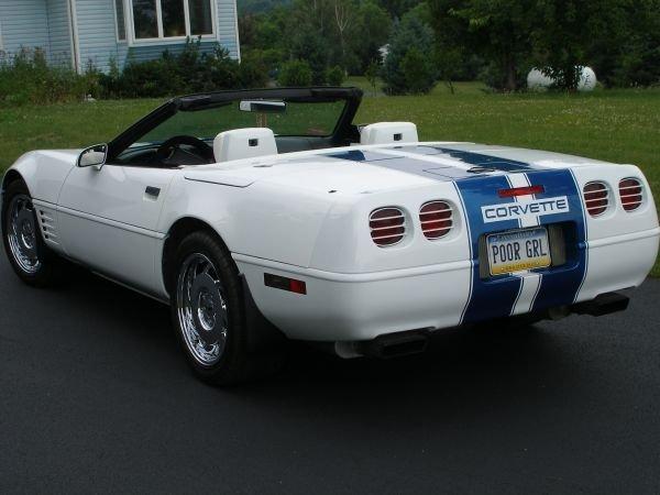 1993 - Chevrolet - Corvette