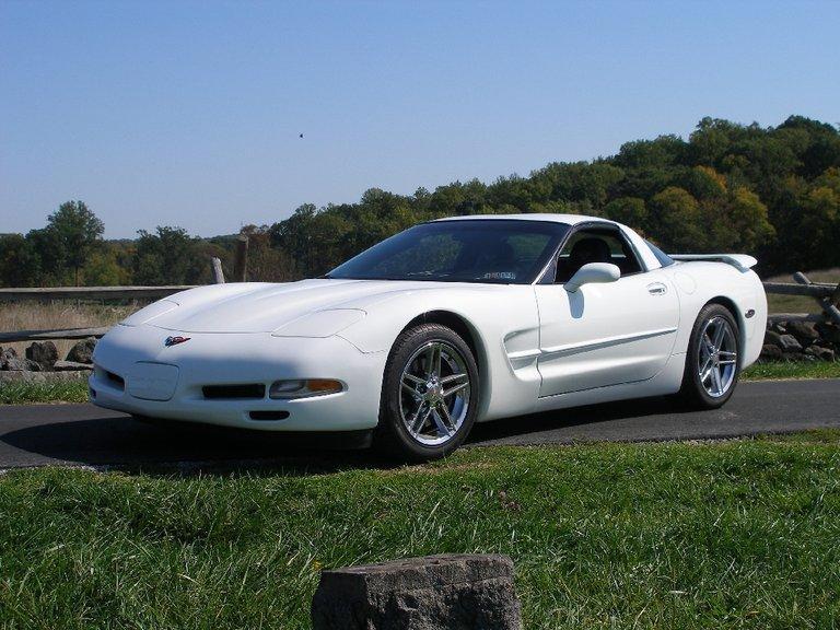 2004 - Chevrolet - Corvette
