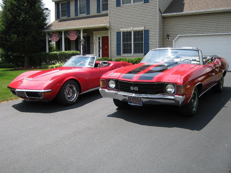 1971 - Chevrolet - Corvette