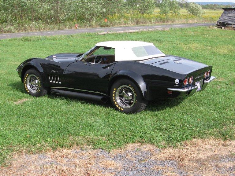 1969 - Chevrolet - Corvette