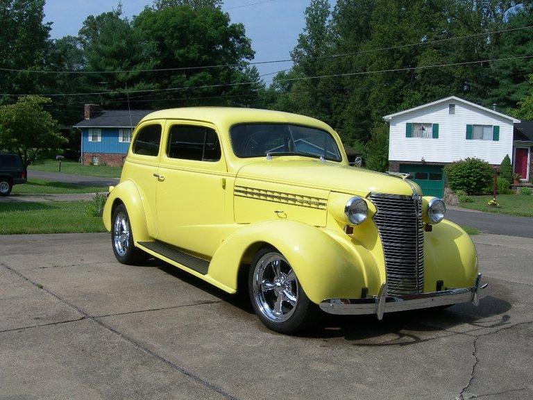 1938 - Chevrolet - Select...