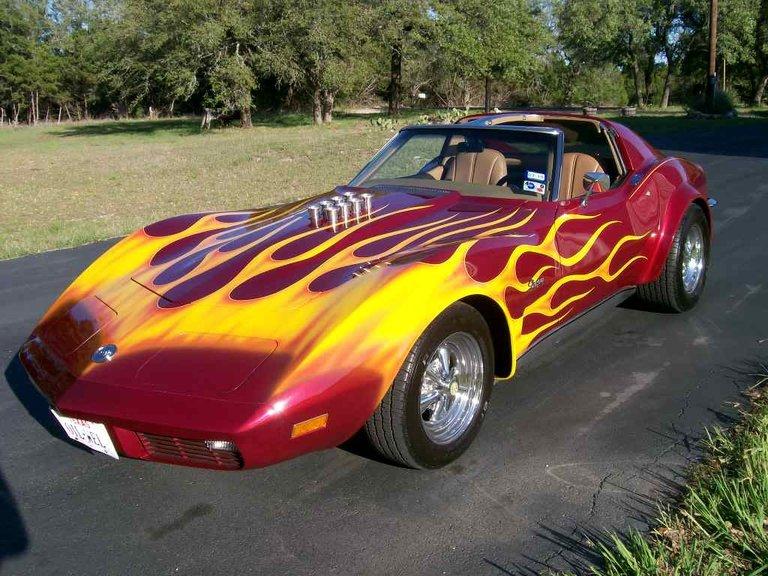 1973 - Chevrolet - Corvette