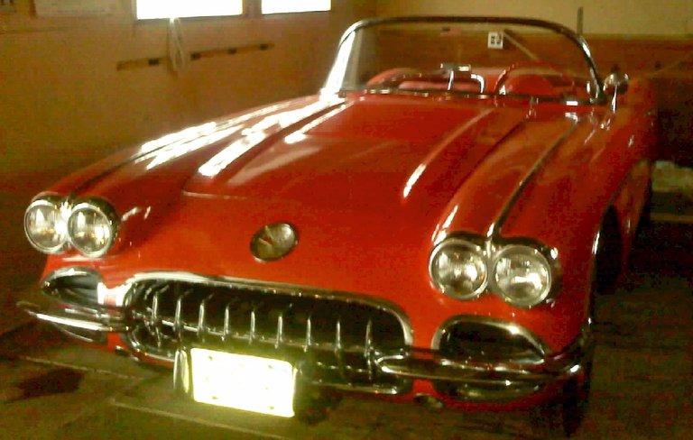 1958 - Chevrolet - Corvette