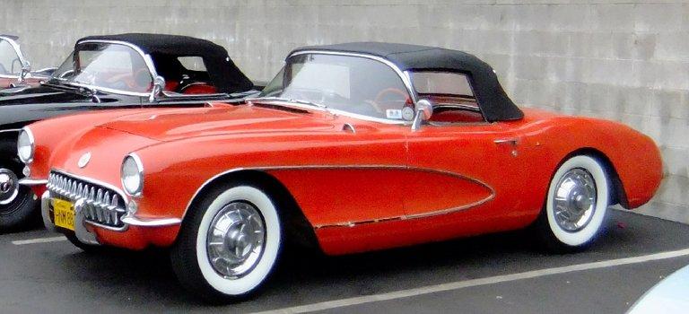 1956 - Chevrolet - Corvette