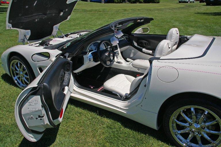2001 - Chevrolet - Corvette