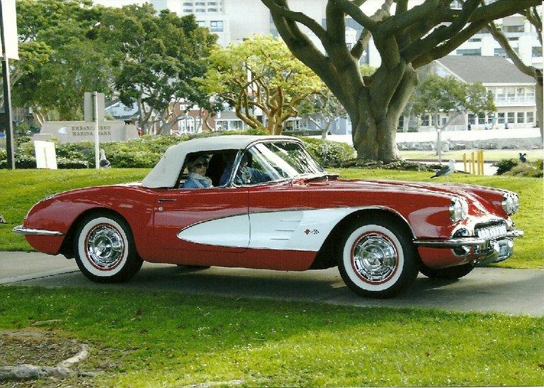 1960 - Chevrolet - Corvette