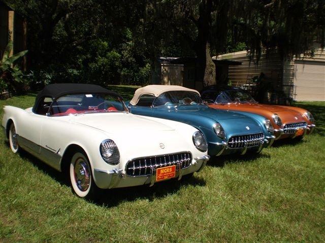 1953 - Chevrolet - Corvette
