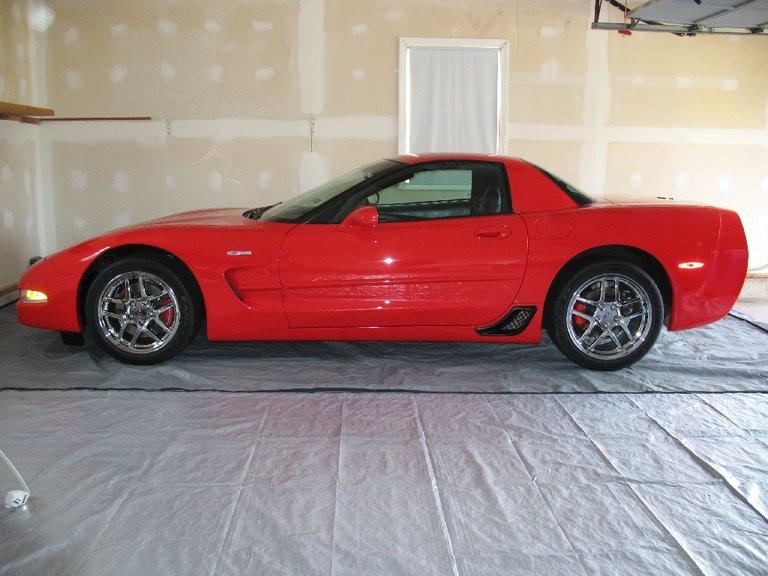 2002 - Chevrolet - Corvette