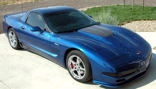 2002 - Corvette, Z06