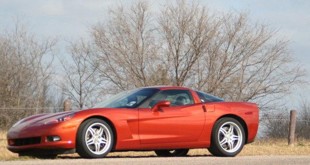 2005 - Corvette, Coupe