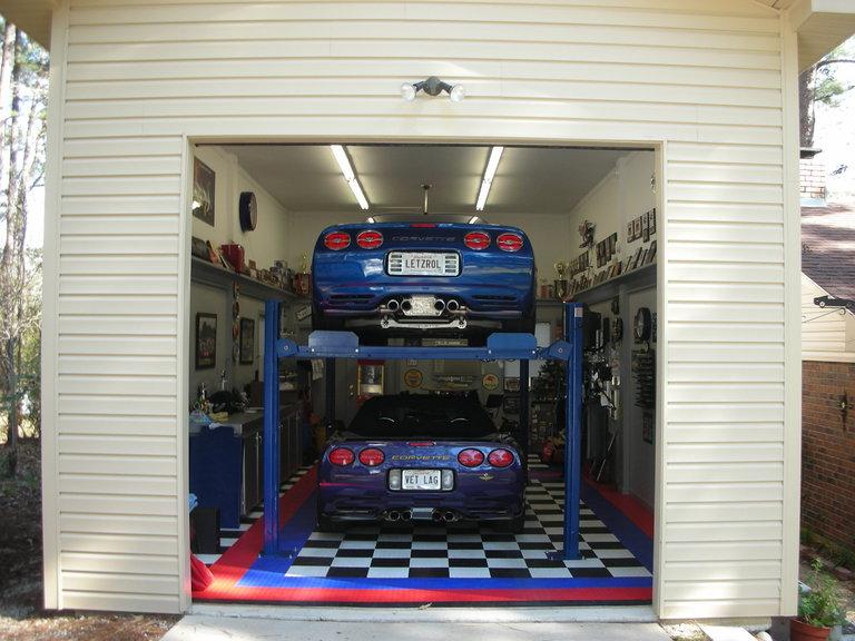 2002 - Corvette, 2002 and 1998