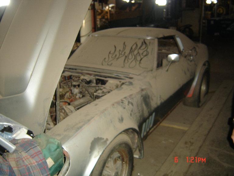 1968 - Corvette, Mako Shark