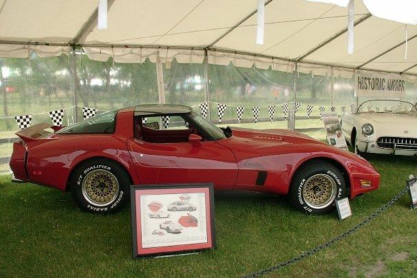 1981 - Corvette, DUNTOV