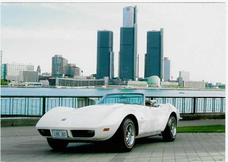 1973 - Corvette, StingRay Convertible