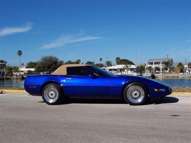 1994 - Corvette, Convertable