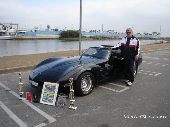 1982 - Corvette, Coupe
