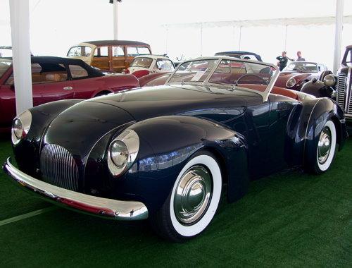 1940 - Coachcraft, 'Yankee Doodle' Roadster