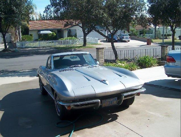 1963 - Corvette, Sting Ray