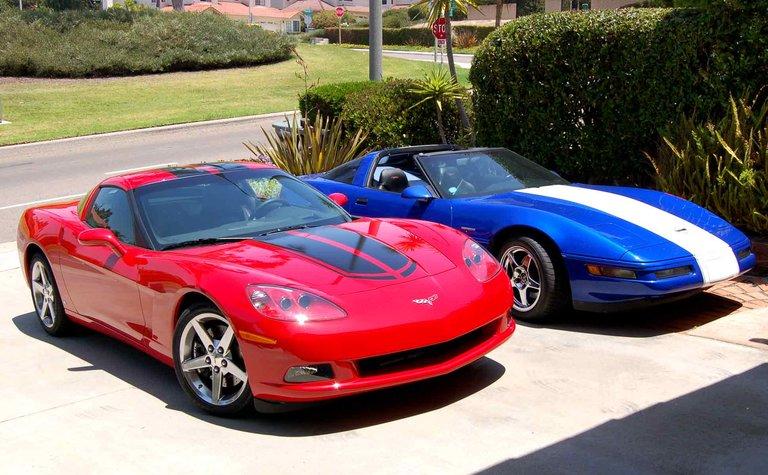 96GS - Corvette, Cp