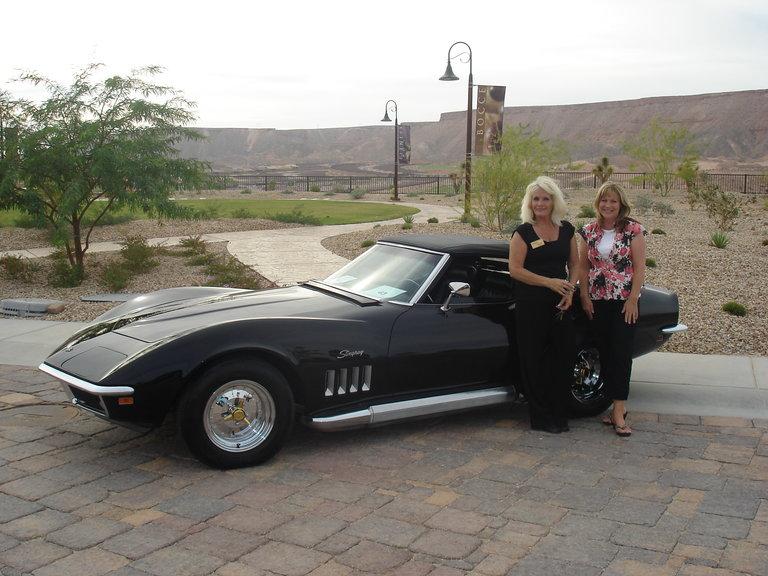 1969 - Corvette, Convertible