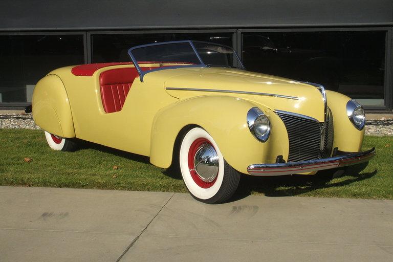 1939 - Coachcraft Mercury, Roadster