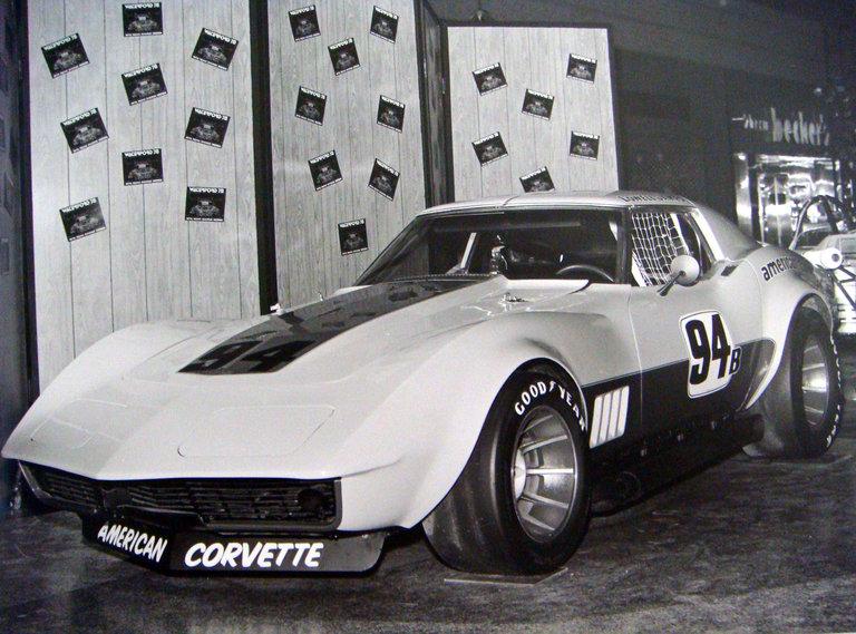 1969 - Corvette, B Production Race Car