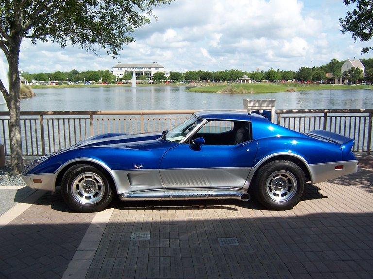 1977 - Corvette, Shark