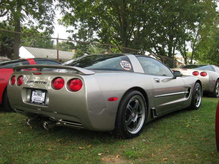 2000 - Corvette 1000 h.p., C5 totally custom built