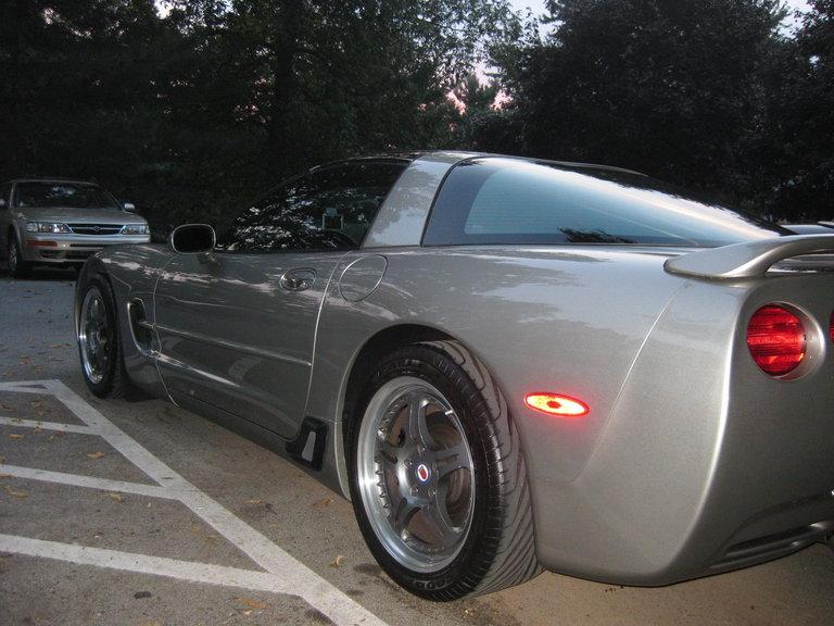 2000 - Corvette Lingenfelter, C5 custom