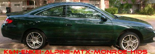 1999 - Toyota, Solara SEV6