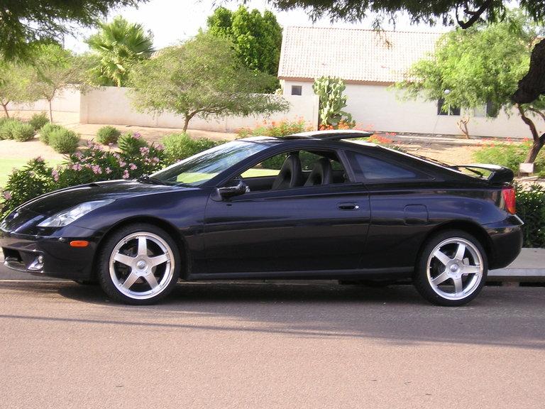 2001 - Toyota, Celica GTS