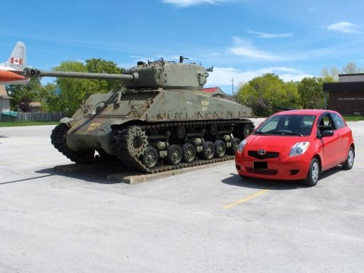 2007 - Toyota, Yaris