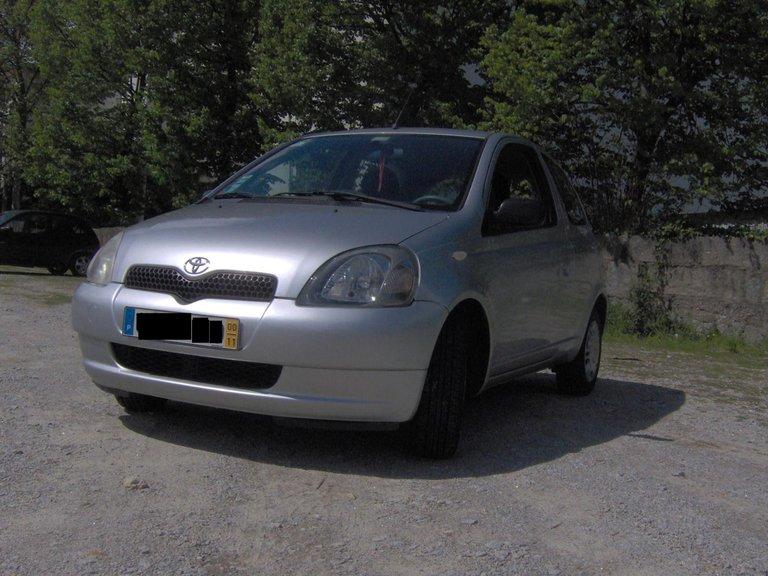 2000 - Toyota, Yaris
