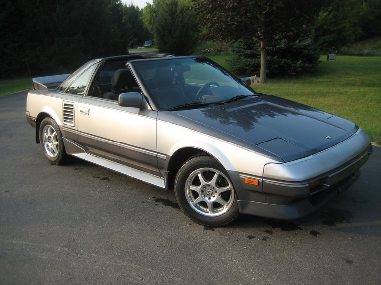 1989 - Toyota, MR2