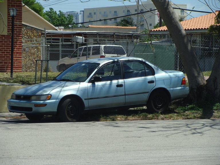 1995 - Toyota, Corolla DX