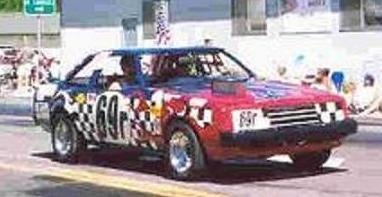 1980 - Toyota, Celica GT 5 spd