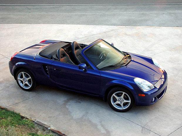 2003 - Toyota, MR2 Spyder