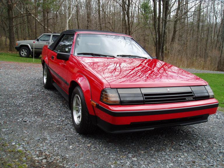 1985 - Toyota, Celica GTS