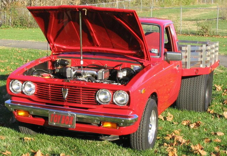 1978 - toyota, Stake Body Truck