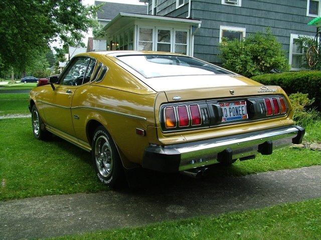 1976 - Toyota, Celica GT Liftback